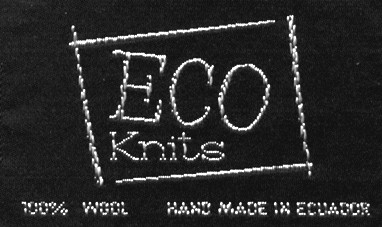 EcoKnits Label